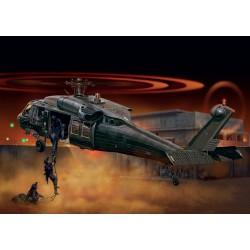 Helicóptero UH60A Black Hawk.