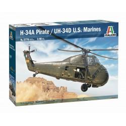H-34A Pirate/UH-34D.