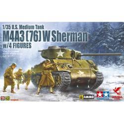 M4A3(76) Sherman. Battle of Bulge.