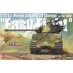 "M4A3E8 Sherman ""Easy Eight""."
