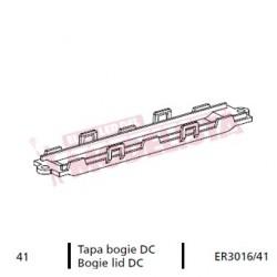 Bogie lid DC, for locomitve 7200 RENFE.