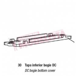 Bogie lid with pick-ups, DC. 440.
