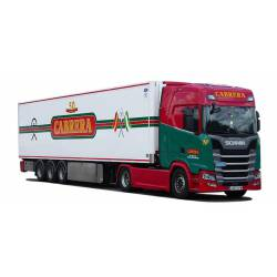 """Scania R/Aerp. """"Napolitrans""""."""