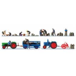 La cosecha. PREISER 13008