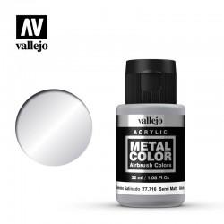 Aluminio blanco.