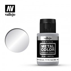 White aluminium.