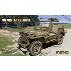 MB military model.