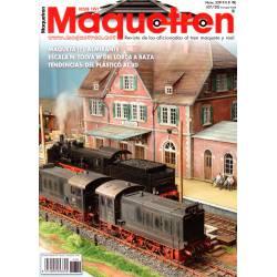 Revista Maquetren, nº 329.