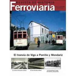 Revista de Historia Ferroviaria nº 26.