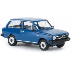 Volvo 66, blue.