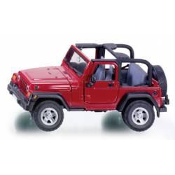 Jeep Wrangler. SIKU 4870