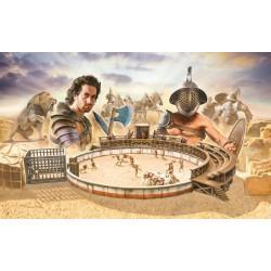 Set de batalla: Gladiadores romanos.