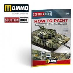 Cómo pintar blindados rusos modernos. Solution box.