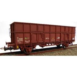 "RENFE open wagon ""X3""."