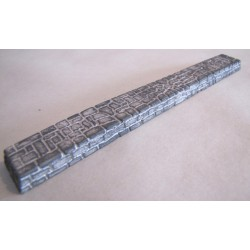 Base de piedra, 115 mm.