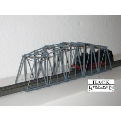 Puente de hierro.