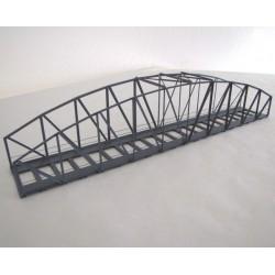 Puente metálico.