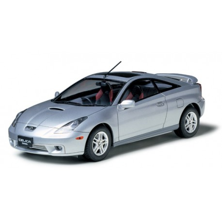 Toyota Celica, 1999. Street version.
