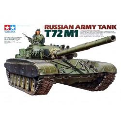 Russian Tank T-72M1.