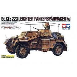 Sd.Kfz.223 Leichter Panzerspähwagen(Fu).