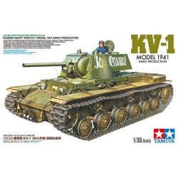 Russian Heavy Tank KV-1 Early Production, Mod 1941.
