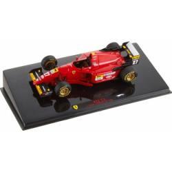 Ferrari 412 T2 GP Europa (Alexi). HOTWHEELS 6286