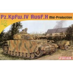 Pz.Kpfw. IV Ausf. H Mid-Production.