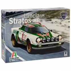 Lancia Stratos HF. ITALERI 3654