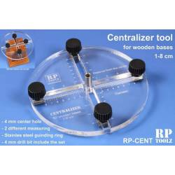 Centralizer tool.