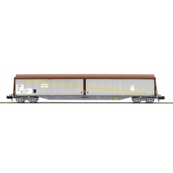 Habiss wagon, RENFE. ORE brown. GALVANI WORKS