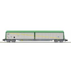 Habiss wagon, Cargas RENFE. GALVANI WORKS