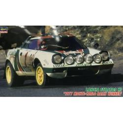 Lancia Delta HF 16V Sanremo Rally.