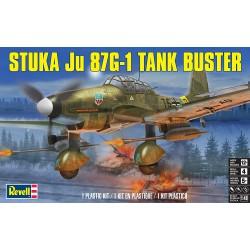Junkers Ju 87G-1 Stuka.