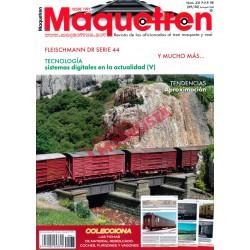 Revista Maquetren, nº 331.