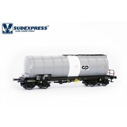 Tank wagon Zaes CP, water.