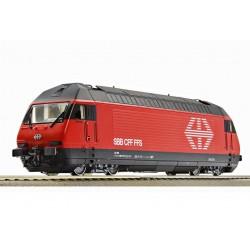 Locomotora eléctrica serie Re 460 con sonido.