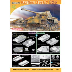 Pz.Kpfw.IV Ausf.J, mid production.