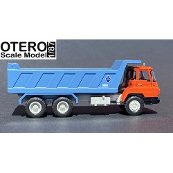 Barreiros 6426 dump truck, from 1977.