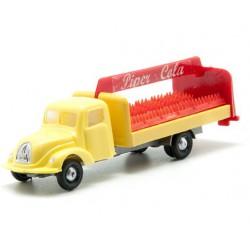 Camión Magirus Piper Cola.