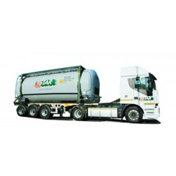 """Iveco HiWay XP-26 """"Star""""."""