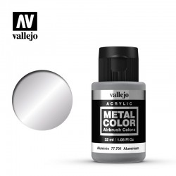 Aluminio. 32 ml.