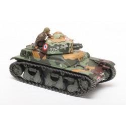 French light tank R35.