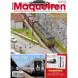 Revista Maquetren, nº 332.