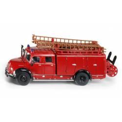 Magirus auxiliary fire tender. SIKU 4115