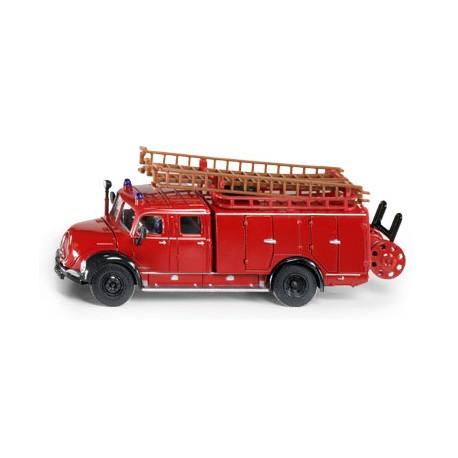 Camión de bomberos. SIKU 4115