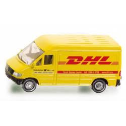 Furgoneta DHL.