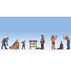 Wood maker.