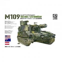M109 155mm/L23 howitzer.