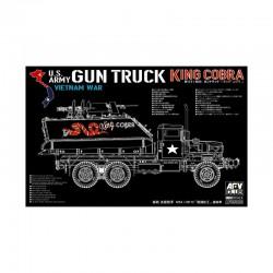 Gun truck KIng Cobra.