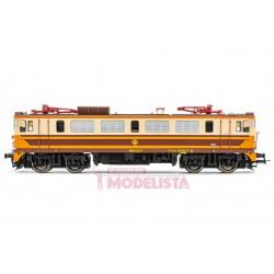 "Locomotive 269-219 ""Estrella"", RENFE. Sound."
